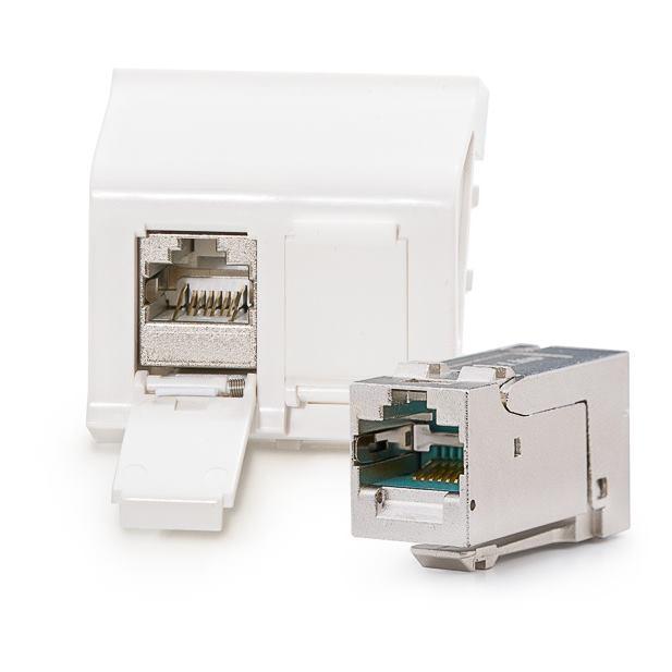 KELINE Zásuvka 601122 + KEJ-C6A-S-HD(2)