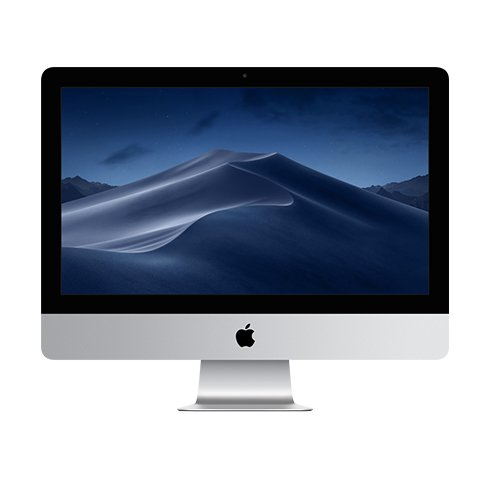 "APPLE iMac (2020) 21,5"" FHD i5-7360U/8/256/Int/Sil"