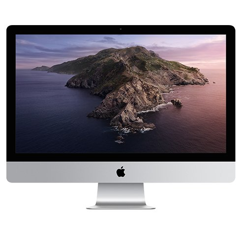 "APPLE iMac (2020) 27"" 5K i5-10500/8/256/5300/Sil"
