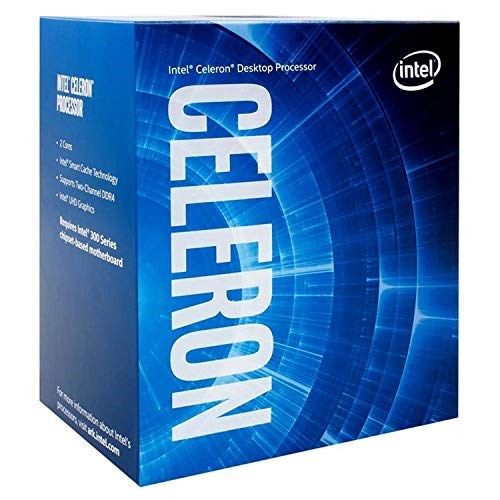 INTEL Celeron G5900 (2M Cache, 3.40 GHz) BOX