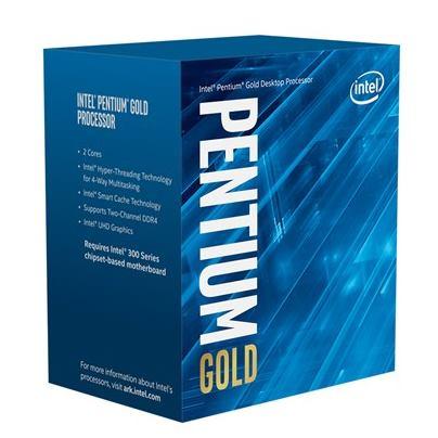 INTEL Pentium G6400 (4M Cache, 4.00 GHz) BOX