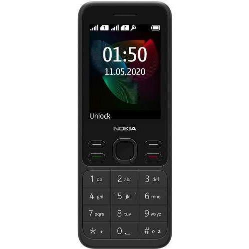 Nokia 150 Dual SIM (2020) Black