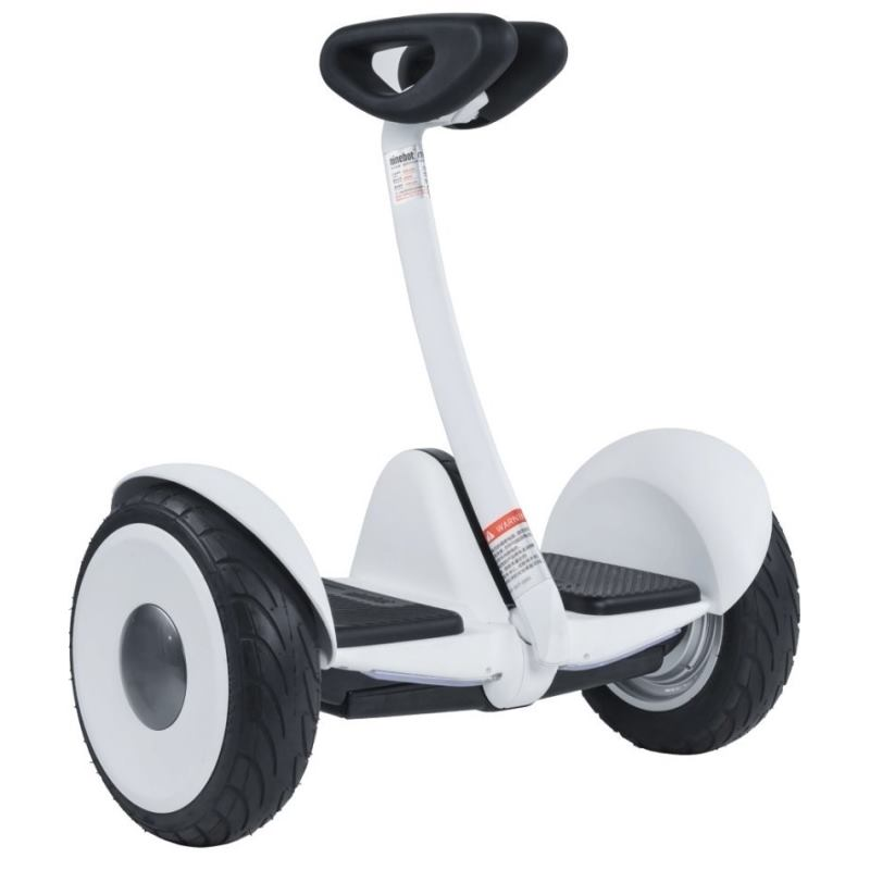 Ninebot by Segway S, White