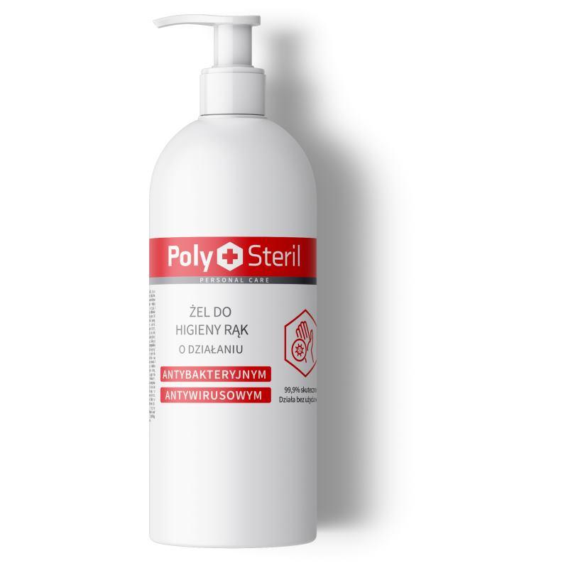 POLY STERIL CMZD001, Dezinfekčný gél na ruky 250ml