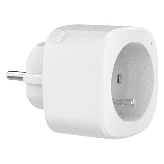 WOOX R4152, Smart Plug 16A WiFi, French