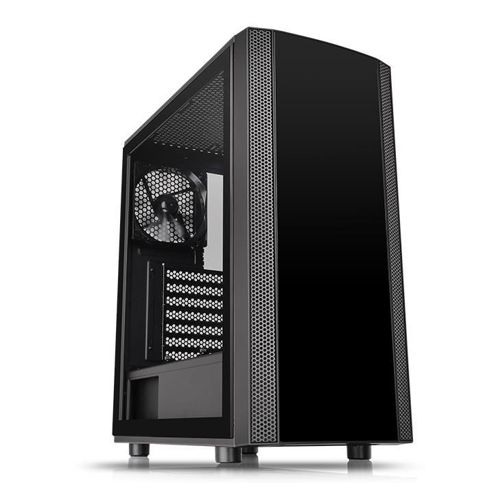 THERMALTAKE Versa J25, PC skrinka, MidiTower