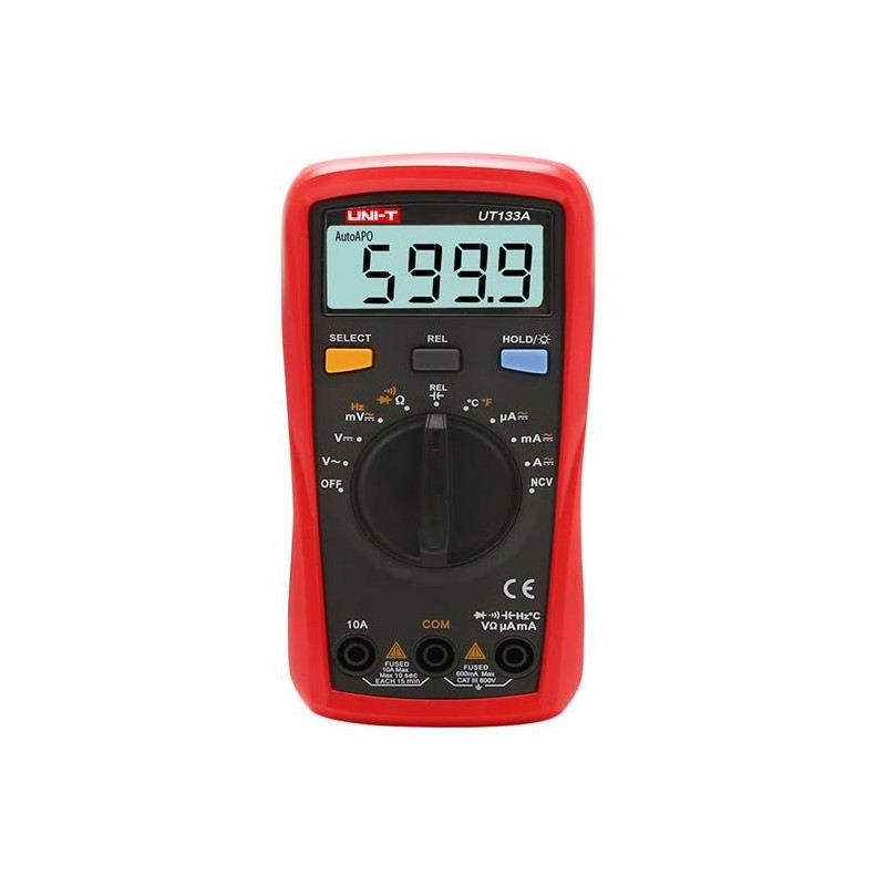 UNI-T UT133A, Digital Multimeter