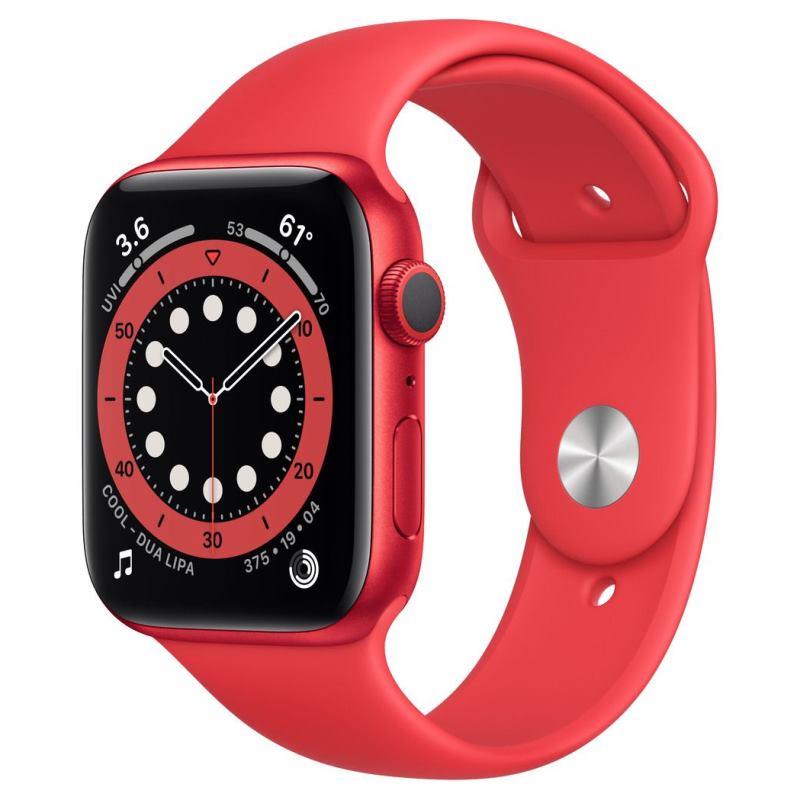 APPLE Watch SERIES 6 GPS Re ALU Case Re Sp 40mm