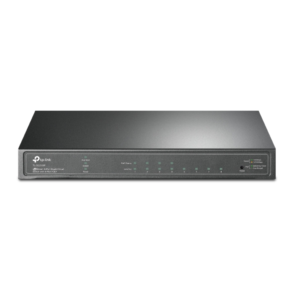 TP-Link TL-SG2008P Smart Switch 8-Port/1Gbps/PoE+