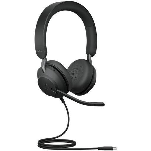 JABRA Evolve2 40 USB-A MS stereo