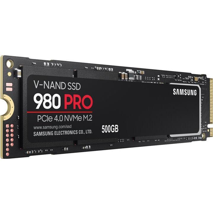 SAMSUNG SSD 980 PRO 500GB/M.2 2280/M.2 NVMe