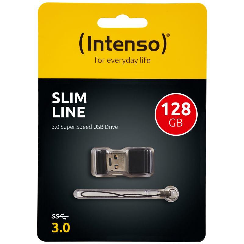 INTENSO - 128GB Slim Line USB 3.0 (3532491)