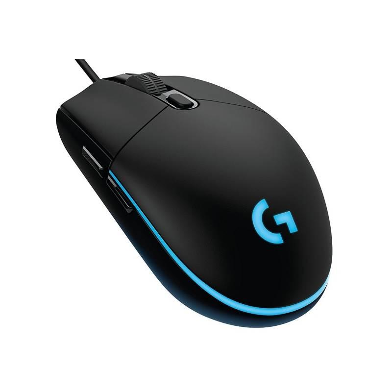 LOGITECH G203 Prodigy Gaming Mouse - EMEA - BLACK