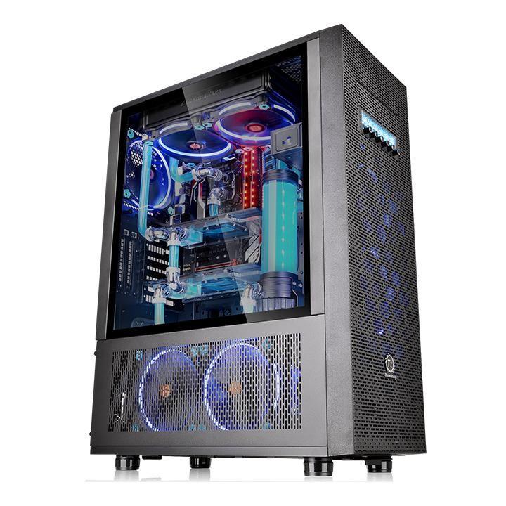 THERMALTAKE Core X71 Tempered Glass, PC Skrinka