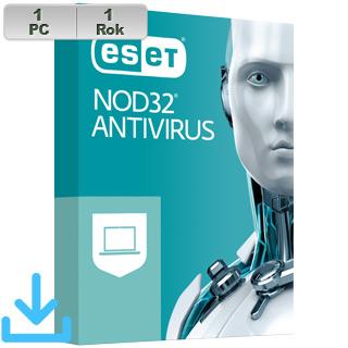 ESET NOD32 Antivirus 2021 1PC na 1r El.lic