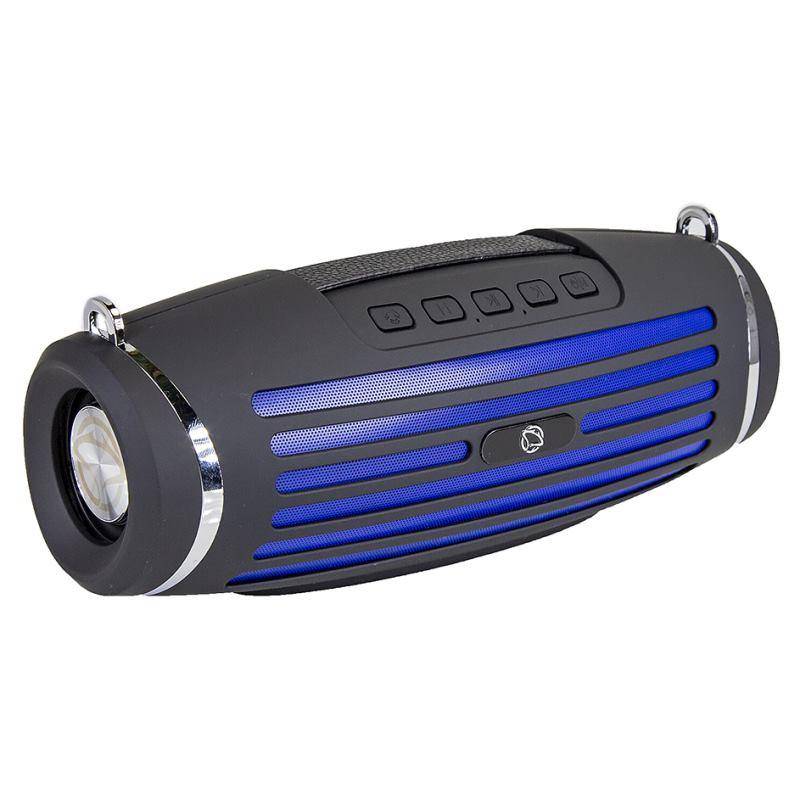 MANTA SPK14GO-BL, Bluetooth reproduktor, blue