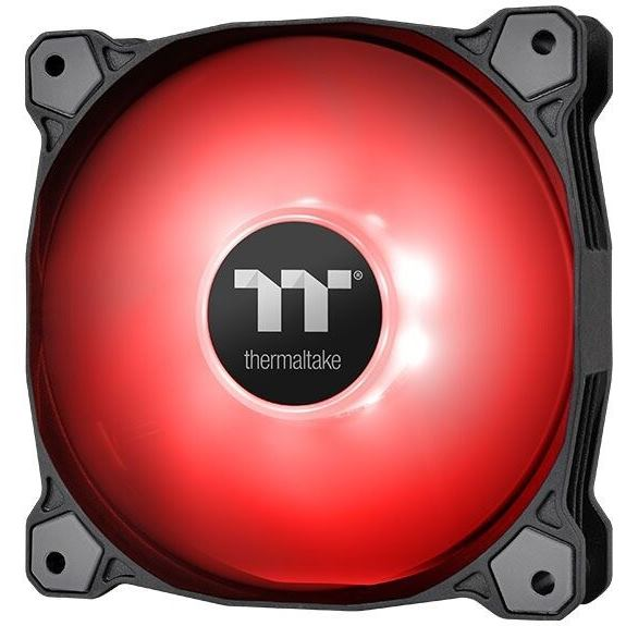 THERMALTAKE Pure A12 Radiator Fan Red