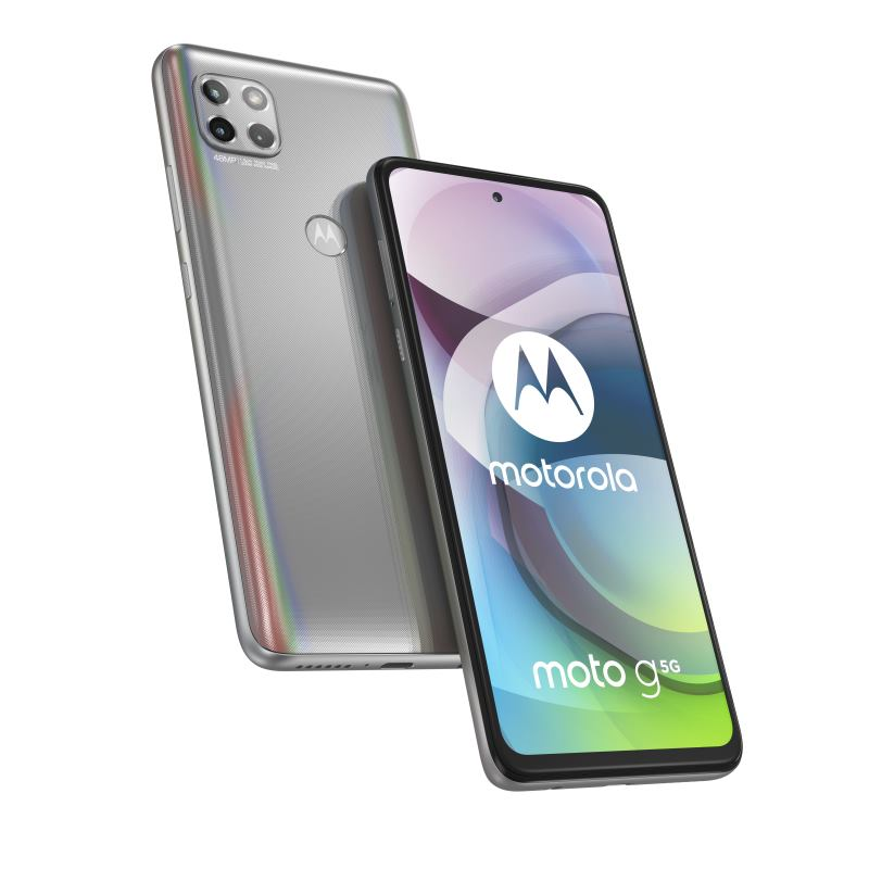 MOTOROLA Moto G 5G Frosted Silver