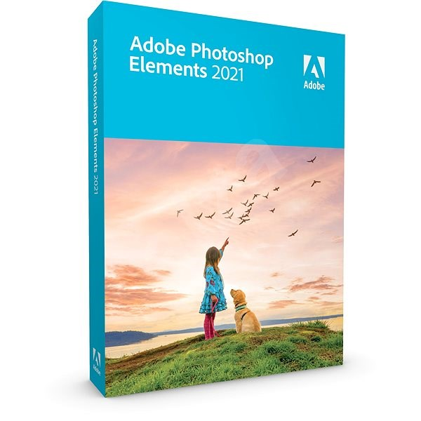 ADOBE Photoshop Elements 2021 WIN CZ FULL