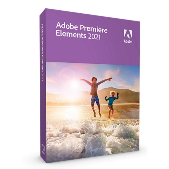 ADOBE Premiere Elements 2021 WIN CZ FULL