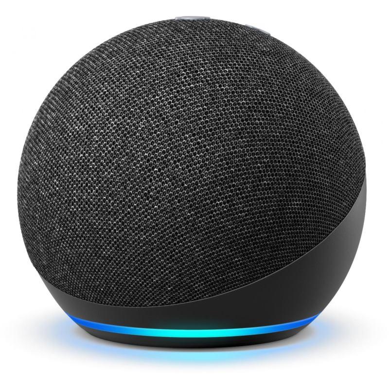 AMAZON Echo Dot 4. generácia, Charcoal