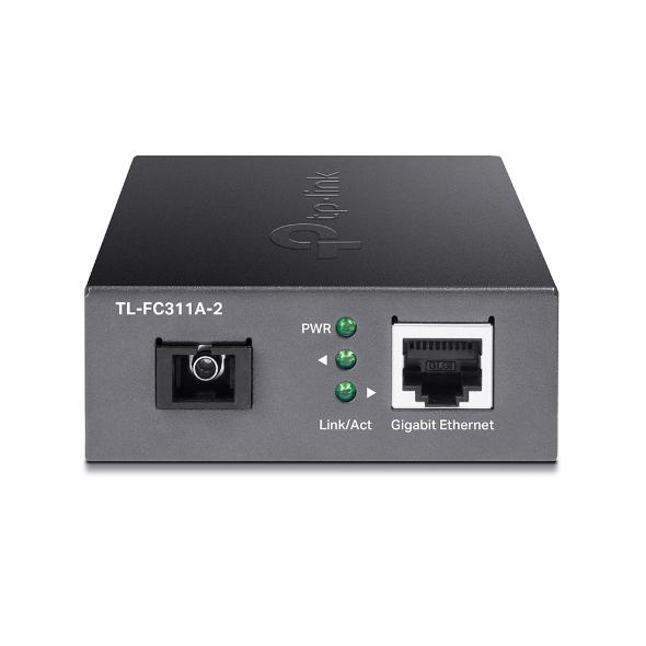 TP-Link TL-FC311A-2, Gigabit WDM Media Converter