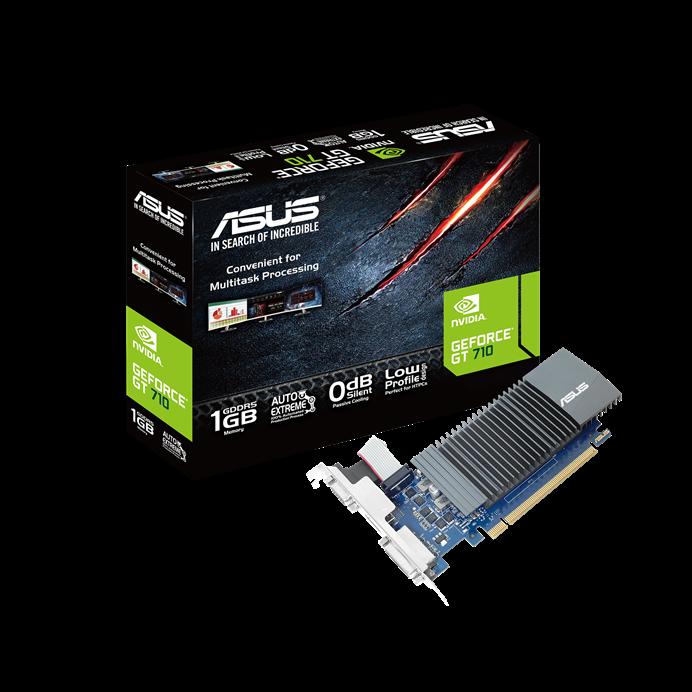 ASUS Grafická karta GT710-SL-1GD5