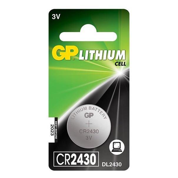 GP Batéria LITHIUM GP CR2430 1ks
