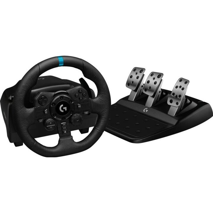 LOGITECH G923 Racing Wheel and Pedals for PS4/PC