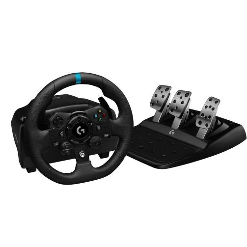 LOGITECH G923 Racing Wheel and Pedals for Xbox/PC