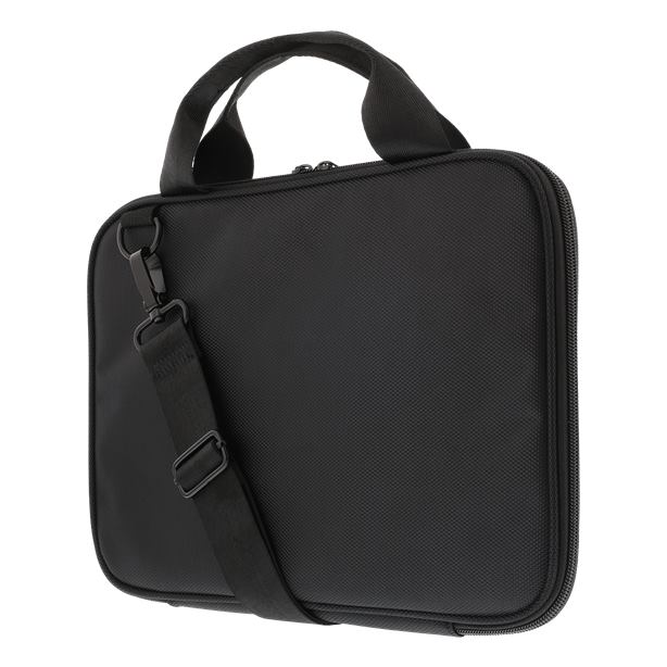 "DELTACO NV-801, Taška pre notebook 12"", čierna"