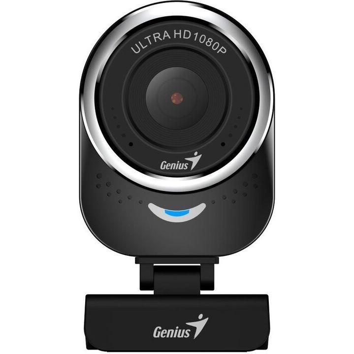 GENIUS QCam 6000, Webkamera FHD s mikrofónom blk