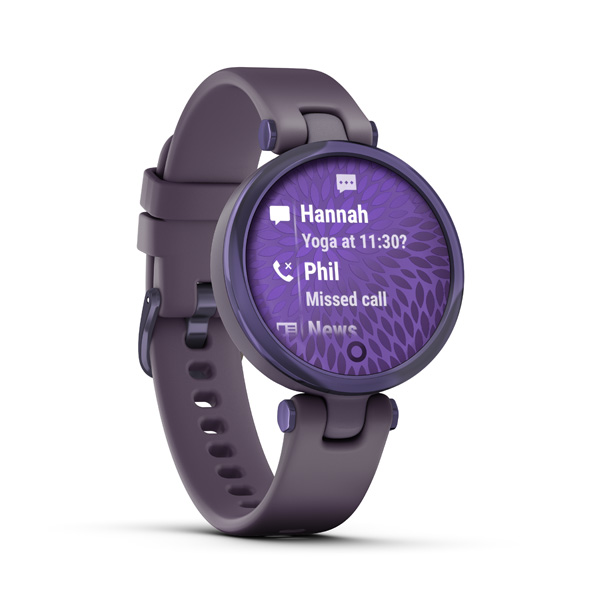 GARMIN Smart hodinky LILY, Sport, Midnight Orch Si