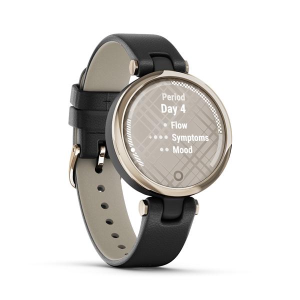 GARMIN Smart hodinky LILY, Classic, Cream Gld/BL