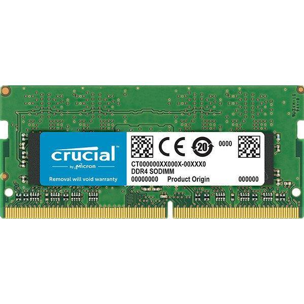 CRUCIAL 16GB/DDR4 SO-DIMM/2400MHz/CL17/1.2V Dual