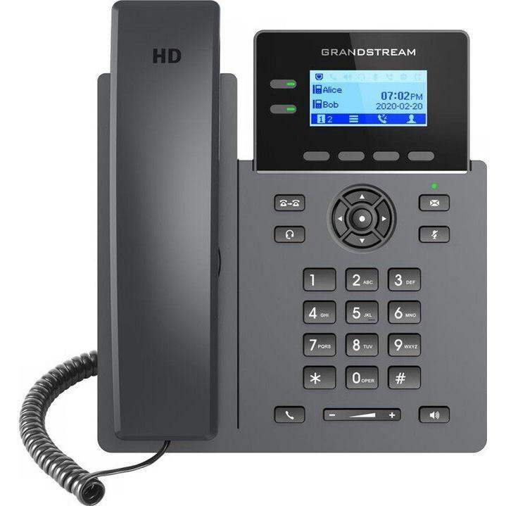 GRANDSTREAM GRP2602P, IP Telefónny prístroj PoE