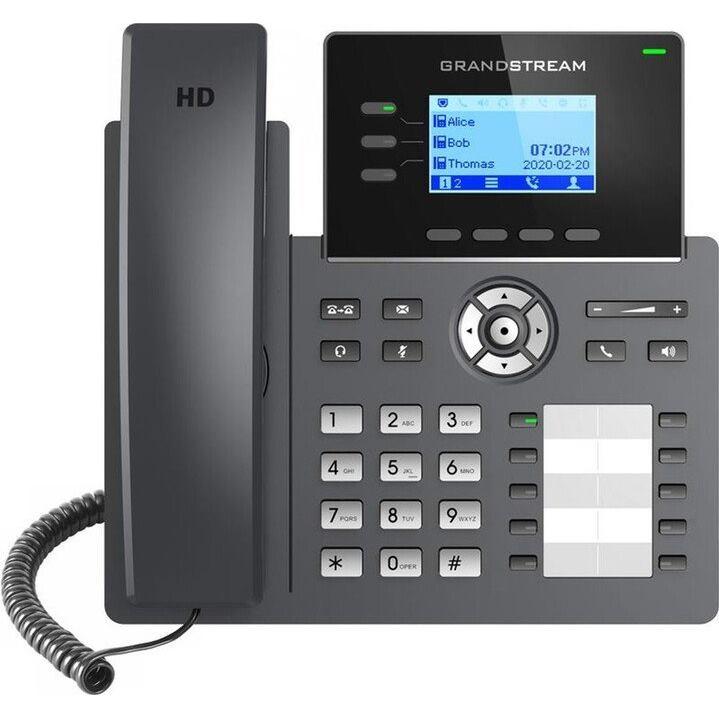 GRANDSTREAM GRP2604, IP Telefónny prístroj bez PoE