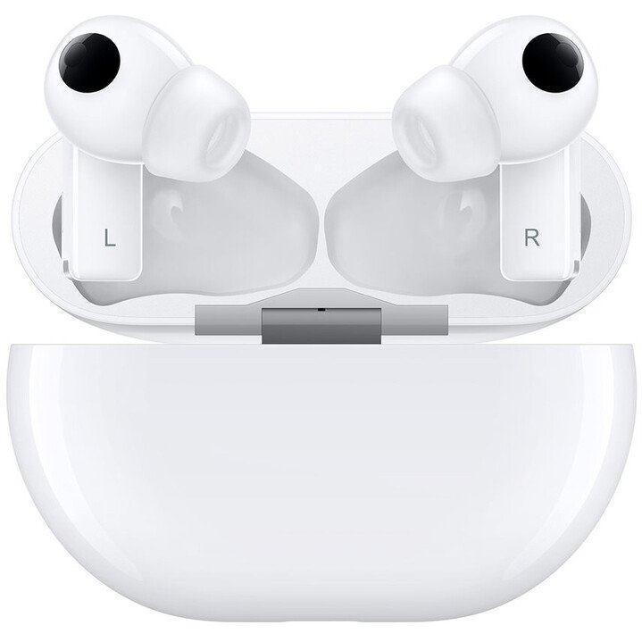 HUAWEI FreeBuds Pro, Bezdrôtové slúchadlá, biele