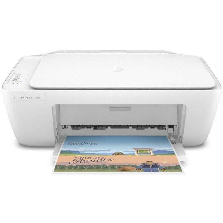 HP DeskJet 2320, Multifunkcia A4