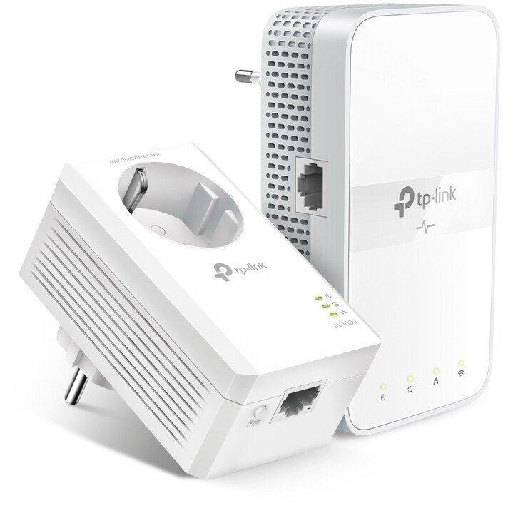 TP-Link TL-WPA7617 KIT AV1000 Powerline WiFi Kit