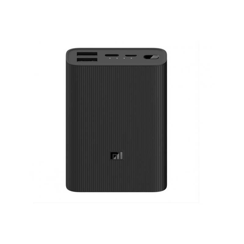 XIAOMI Mi Power Bank 3 Ultra Compact 10000mAh, blk