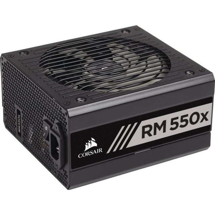 CORSAIR MX Series RM550x, Zdroj 550W 80 Plus Gold