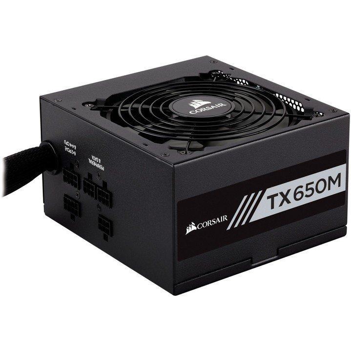 CORSAIR TX-M Series TX650, Zdroj 650W 80 Plus Gold