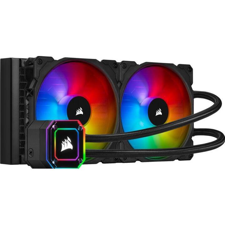 CORSAIR iCUE H115 ELITE CAPELLIX, 2x140mm RGB