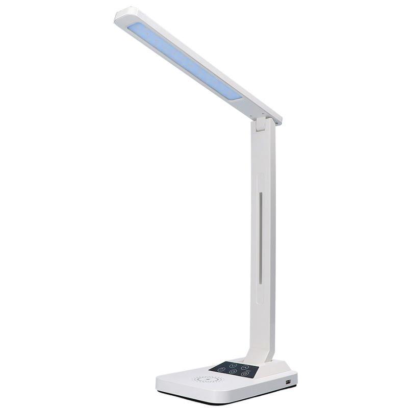 MAXCOM ML3000LUX white, Stolová LED lampa s USB