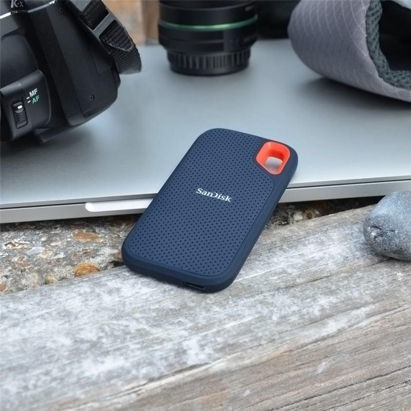 SANDISK Extreme Portable V2 SSD 500GB Externý disk