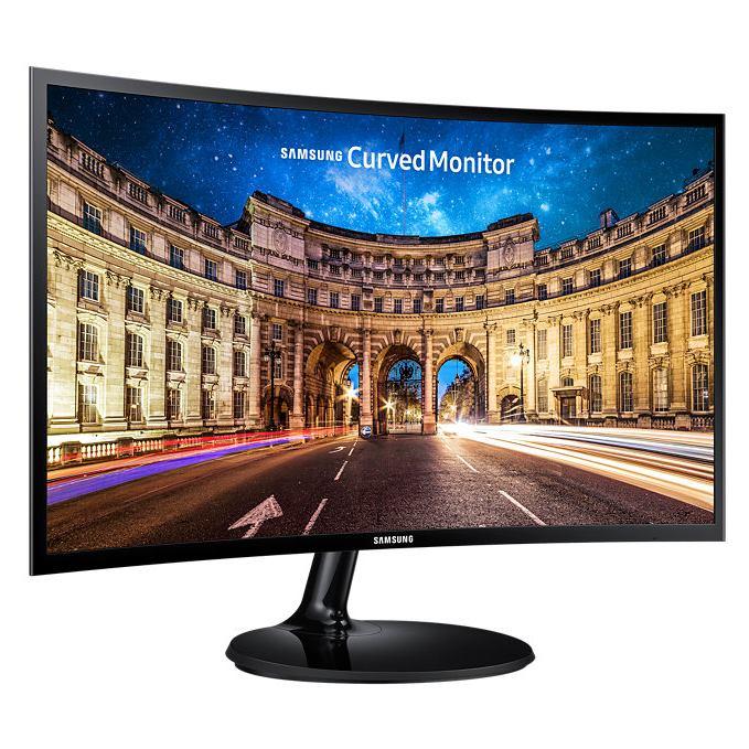 "SAMSUNG CF390, LED Monitor 23,5"" FHD"