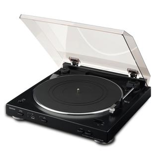 DENON Gramofón DP-200USB čierny