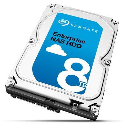 """SEAGATE Enterprise NAS 8TB/3,5""""/128MB/26mm"""