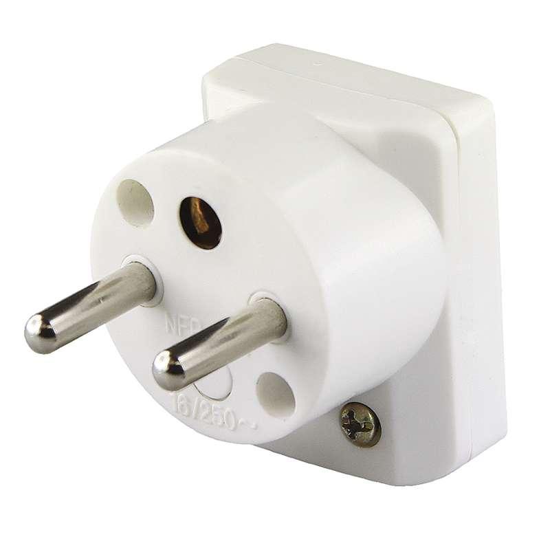 EMOS Vidlica uhlová NFP-001, biela